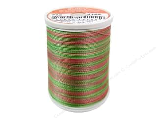 Sweet Treasures 100 Yards: Sulky Blendables Cotton Thread 12 wt. 330 yd. #4122 Rosebud Sweet