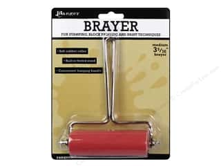 Rubber Stamping $5 - $6: Ranger Essentials Brayer 3 5/16""