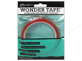 Glues, Adhesives & Tapes $1 - $3: Ranger Essentials Wonder Tape Roll 1/2""