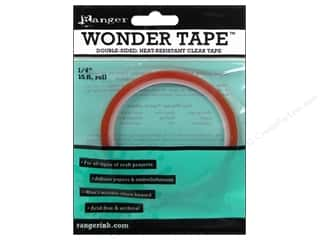 Glues, Adhesives & Tapes $1 - $3: Ranger Essentials Wonder Tape Roll 1/4""