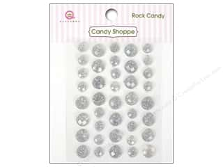 Queen & Company Clear: Queen&Co Sticker Rock Candy Clear