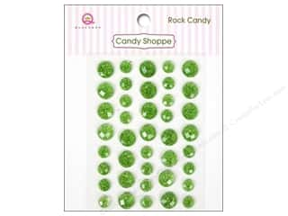 Queen&Co Sticker Rock Candy Green