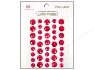 Queen: Queen&Co Sticker Rock Candy Dark Pink