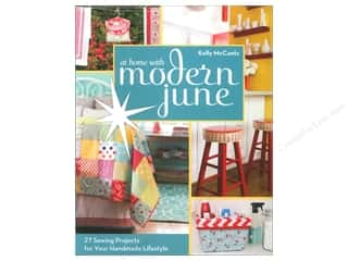 Potter Publishing Home Decor: Stash By C&T At Home With Modern June Book
