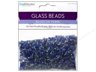 Multicraft Beads Rocailles/Bugle Blue