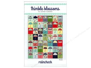 Thimble Blossoms: Thimble Blossoms Raincheck Pattern