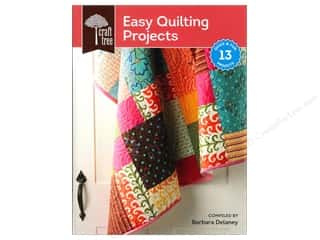 Interweave Press: Interweave Press Craft Tree Easy Quilting Projects Book