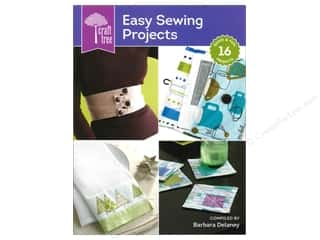 All-American Crafts Sewing & Quilting: Interweave Press Craft Tree Easy Sewing Projects Book