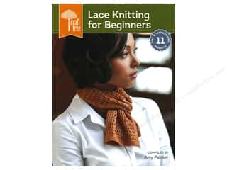 Craft Tree Lace Knitting For Beginners Book