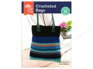 Taunton Press Crochet & Knit: Interweave Press Craft Tree Crocheted Bags Book