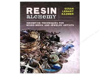 Resin Alchemy Innovative Techniques Book