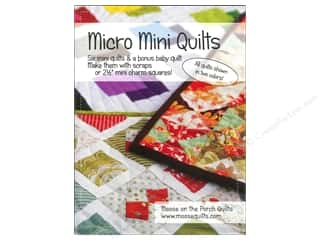 Micro Mini Quilts Book