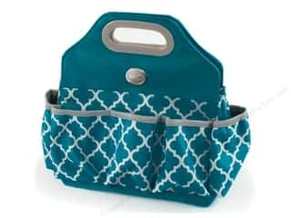 We R Memory Keepers Blue: We R Memory Bag Tote Aqua