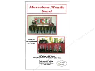 Home Decor Patterns: Cottontail Quilts Marvelous Mantle Scarf Pattern