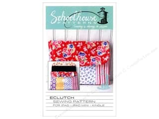 Tapes $6 - $10: Schoolhouse E Clutch Pattern