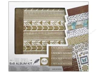 "We R Memory Album Kit 8""x 8"" Free Spirit"