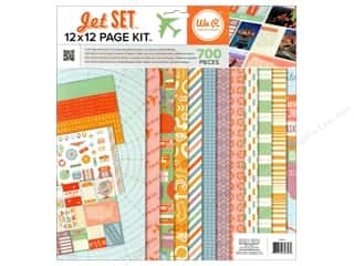 We R Memory Page Kit Jet Set