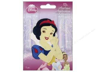 Simplicity Disney Iron On Appliques Small Snow White