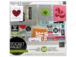 MAMBI Page Kit 12x12 PP Family Time