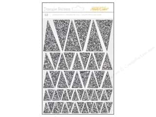 Studio Calico Sticker Lemonlush Chip Glit Silver