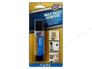 Glues/Adhesives Sale: Aleene's Max Tacky Adhesive Glue Stick .71 oz.
