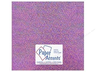 Accent Design Vinyl: Paper Accents Adhesive Vinyl 12 x 12 in. Sparkle Pink (12 piece)