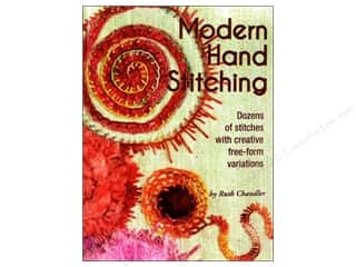 Book-Needlework: Landauer Modern Hand Stitching Book