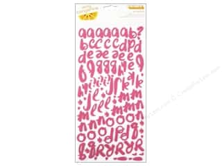 Thickers Alphabet Stickers Kal Barteski Taffy