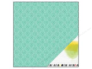 American Crafts 12 x 12 in. Paper Amy Tangerine Plus One Accomplice