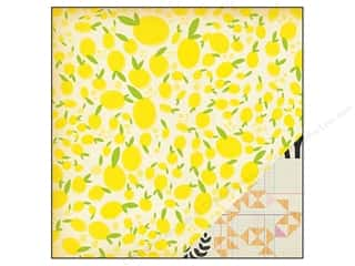 Studio Calico Paper 12x12 Lemonlush Sweet & Sour (25 piece)