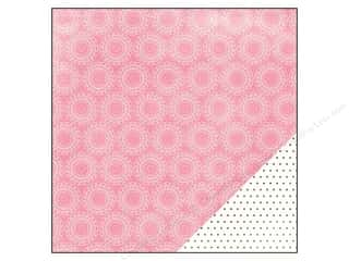 "Pebbles Inc Spring: Pebbles Paper 12""x 12"" Garden Party Primrose (25 pieces)"