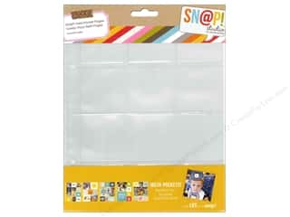 Simple Stories Pockets & Page Protectors: Simple Stories Insta Snap Pocket Page Variety Pack