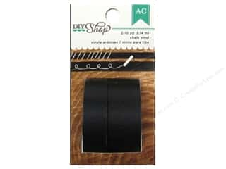 Washi Tape: American Crafts Washi Tape DIY Shop Chalkboard Vinyl