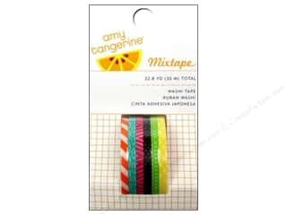 American Crafts Washi Tape Amy Tangerine Plus One