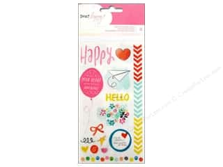 Rub-Ons Scrapbooking: American Crafts Rub-On Transfer Dear Lizzy Daydreamer Accents & Phrases