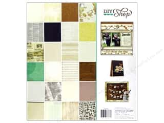 American Crafts paper dimensions: American Crafts Paper Pad 12 x 12 in. DIY Shop