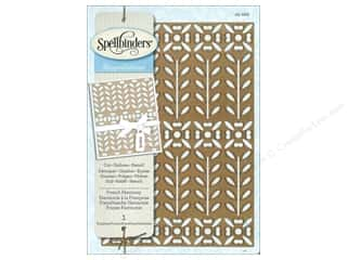 Spellbinders Die Shapeabilities French Harmony