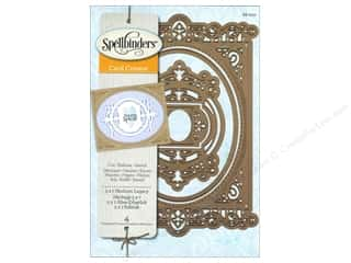 Spellbinders Die Nestabilities 5x7 Heirloom Legacy