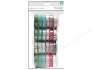 Ribbons Spring: Pebbles Ribbon Value Pack 24 pc. Garden Party