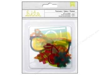 Craft Embellishments Clearance Crafts: American Crafts Die Cut Shapes #Summer Icecream