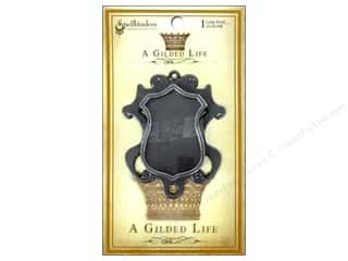 Spellbinders Bezel Gilded Life Shield Large AS