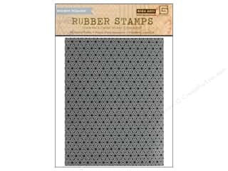 BasicGrey Rubber Stamp Herbs & Honey Star Background