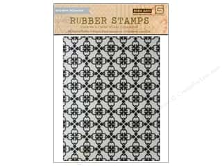 BasicGrey Rubber Stamp Herbs & Honey Tile Background