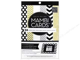 MAMBI Cards In An Instant A6 Neutrals