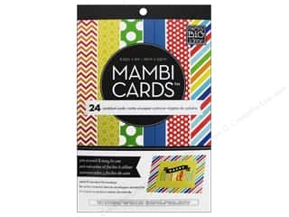 MAMBI Cards In An Instant A6 Primary