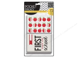 MAMBI Pocket Pages Cards School