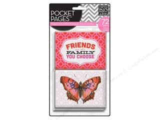 MAMBI Pocket Pages Cards Friends