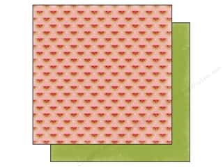 Carta Bella 12 x 12 in. Paper Summer Lovin' Watermelon (25 piece)