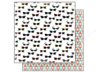 Carta Bella 12 x 12 in. Paper Summer Lovin' Sunglasses (25 piece)