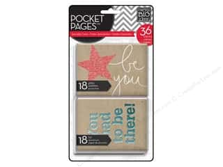 Envelopes $6 - $32: Me & My Big Ideas Pocket Pages Cards Specialty This Is My Life